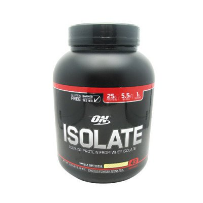 On - Whey Protein Isolate 5lbs (2,27kg)